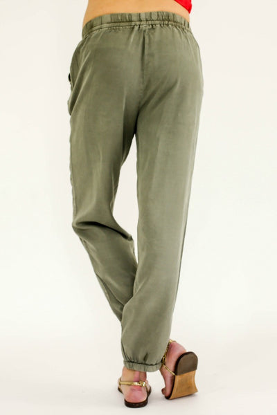 RD Style Tencel Joggers