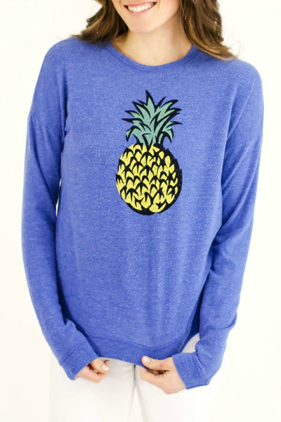 Retro Brand Pineapple Sweatshirt