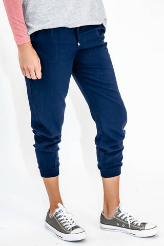 Social Threads Jogger Pants