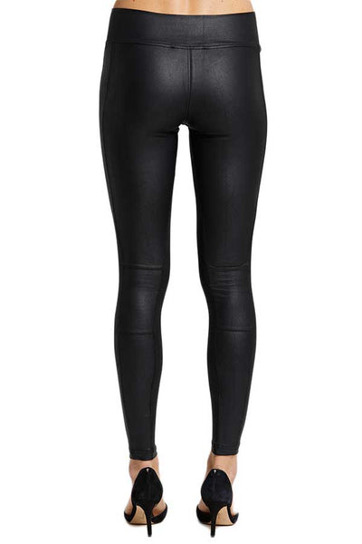 Jack by BB Dakota Urban Legend Faux Leather Moto Leggings