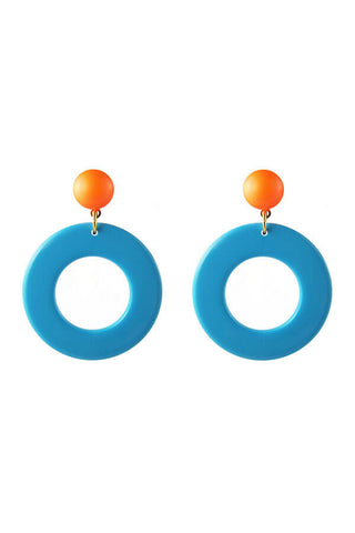 Katie Bartels Estella Resin Earrings