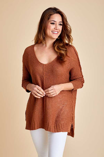 La Miel Lightweight Spring Sweater