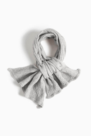 Load image into Gallery viewer, Look By M Crochet Key Hole Scarf