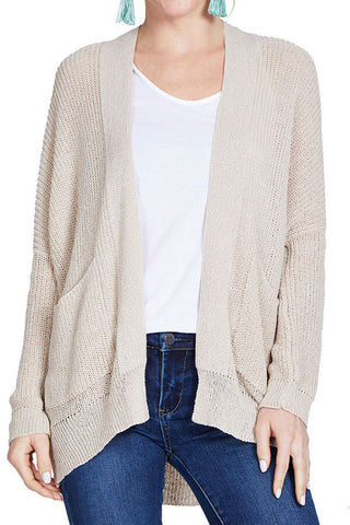Look by M Knit Cardigan