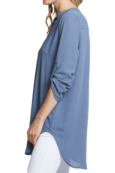 Lush Cement Long Tunic