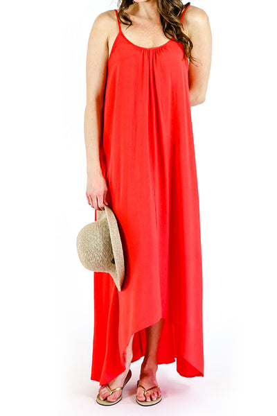 Mustard Seed Coverup Maxi Dress