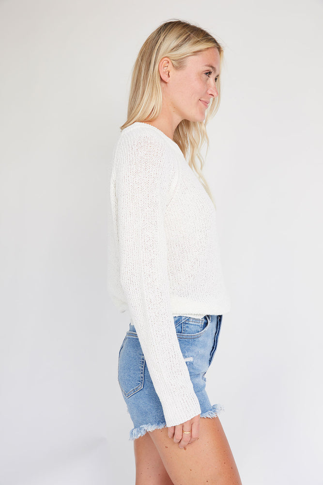 Thread and Supply Rosemary Sweater