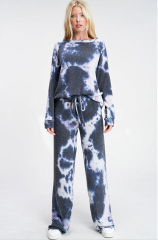 Phil Love Tie Dye Loungewear Set