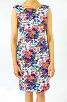 Plenty by Tracy Reese Floral Burnout Dress