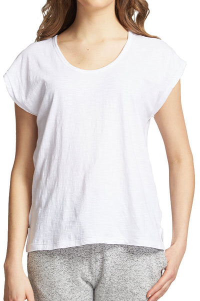 RD Style Basic White Tee