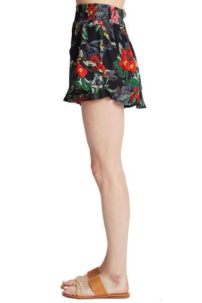 RD Style Floral Printed Shorts