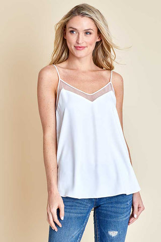 RD Style Ivory Cami