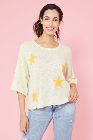 Promesa Star Sweater