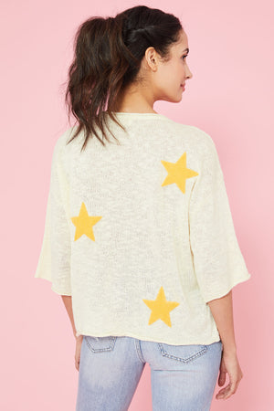 Load image into Gallery viewer, Promesa Star Sweater