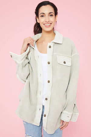 Free People Ruby Shacket