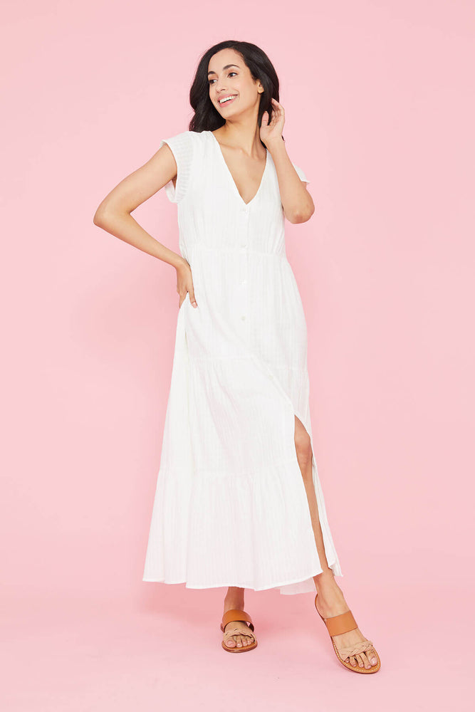 Load image into Gallery viewer, Park Adelyn Gauze Maxi Dress