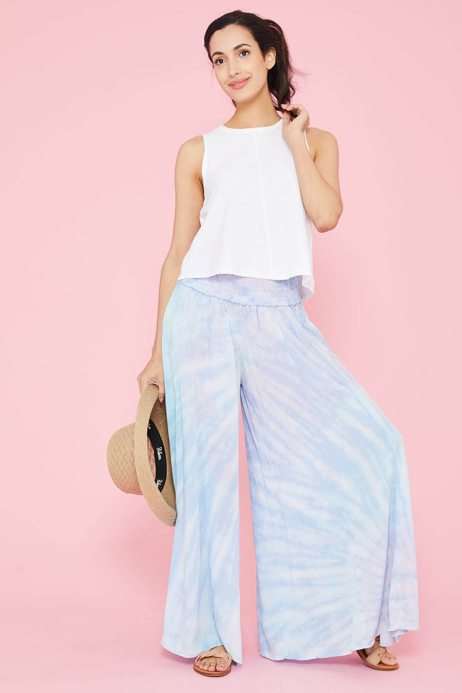 Load image into Gallery viewer, Surf Gypsy Tie Dye Beach Pants