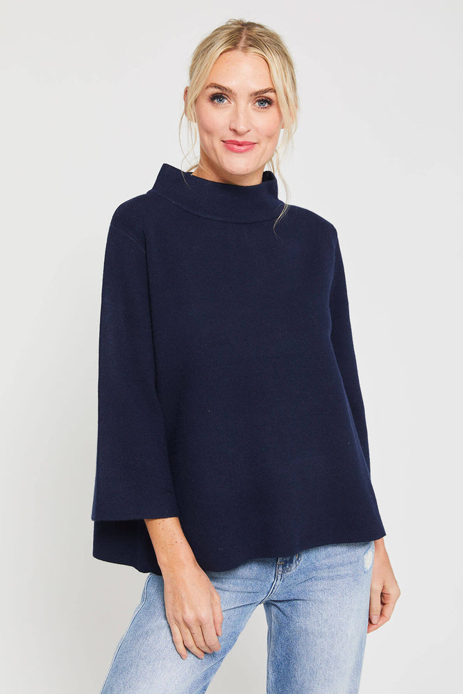Fate Bell Sleeve Sweater