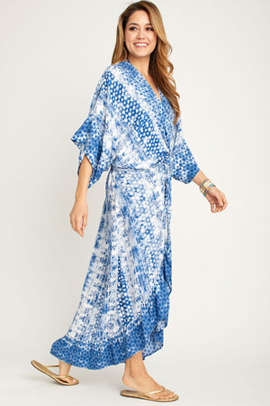 Surf Gypsy Bali Twist Front Coverup