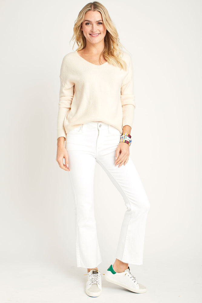 Look by M V-neck Sweater
