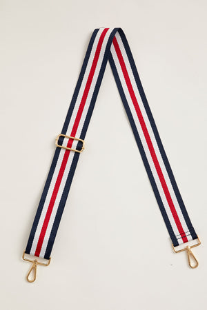 Red/White/Navy  Bag Strap (New Spring 2020)