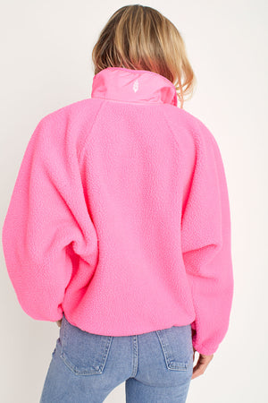 Free People Hit The Slopes Fleece Jacket