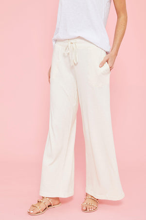 Z Supply Kim Terry Slub Pants