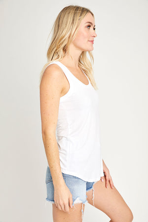 Load image into Gallery viewer, Z Supply Jersey U-Neck Tank