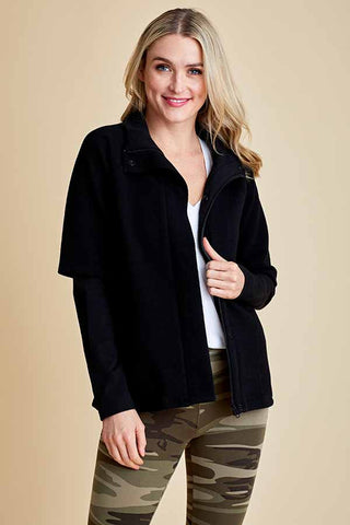 BB Dakota Warm This Way Knit Jacket