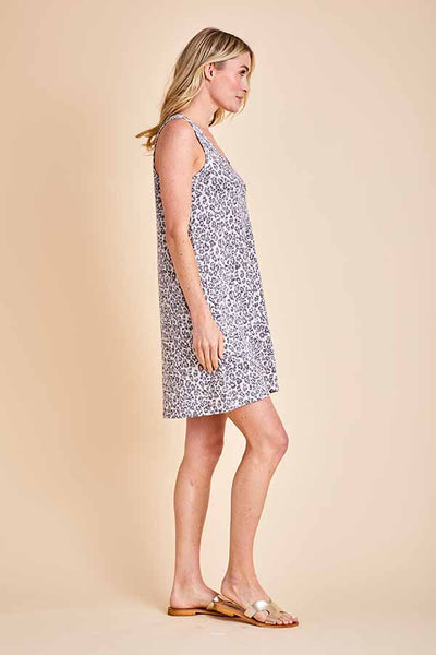 Z Supply Leopard Breezy Dress