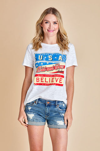 Promesa USA Graphic Tee