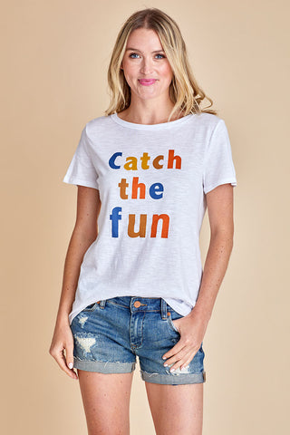 Promesa Catch The Fun Graphic Tee