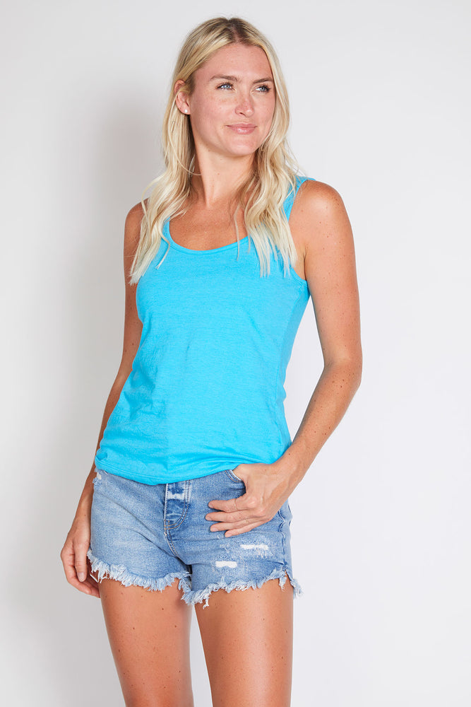 RD Style Tank (available in Hot Pink & Neon Blue)