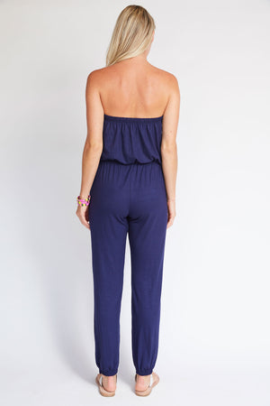 Eesome Strapless Jumpsuit
