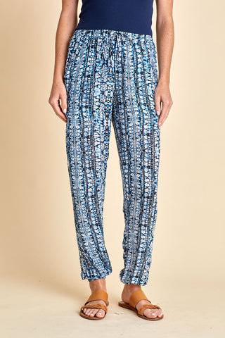 Olivaceous Printed Joggers