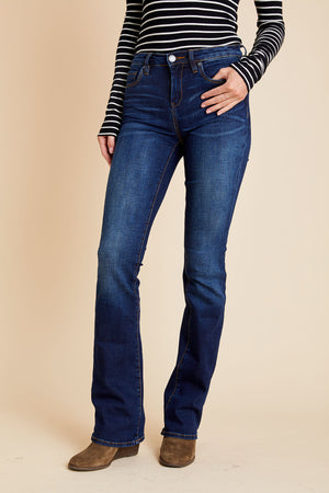 Blank NYC Highwaist Flare Jeans