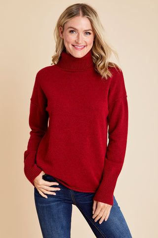 RD Style Turtleneck Sweater