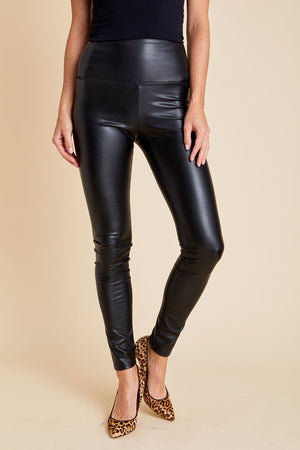 Load image into Gallery viewer, RD Style Faux Leather Leggings