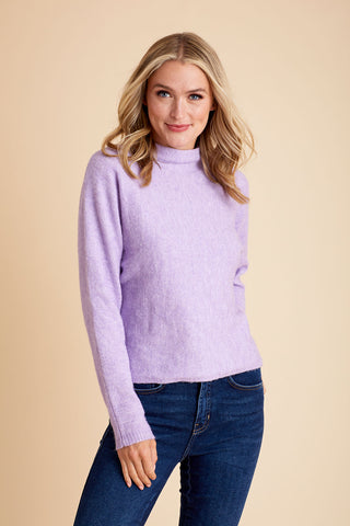 RD Style Mockneck Soft Sweater