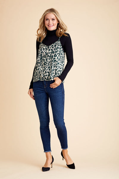 Jack Force of Nature Leopard Cami