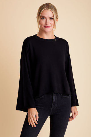 Z Supply Flare Sleeve Pullover
