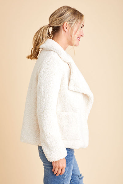 Jack Soft Skills Faux Fur Wubby Jacket