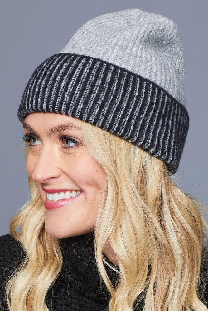 Free People Straight Chill Ribbed Beanie