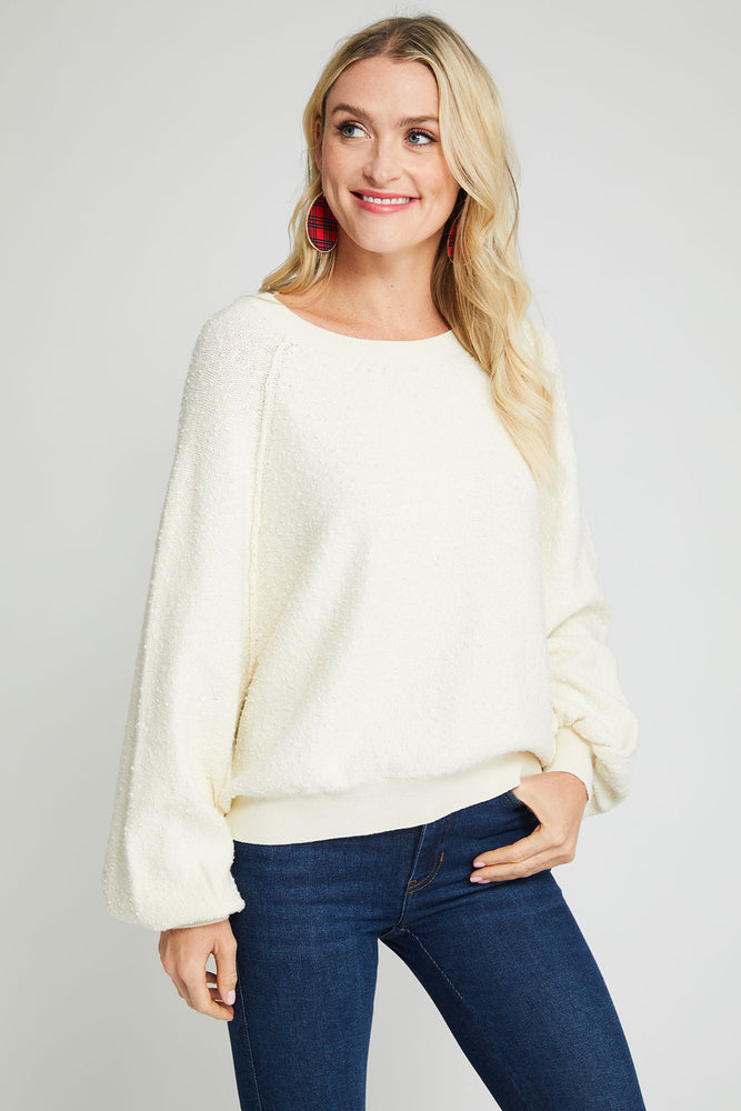 Free People Found My Friend Pullover Sweatshirt
