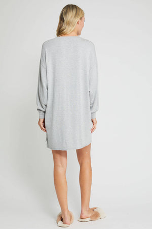Z Supply Harper Fleece Nightgown