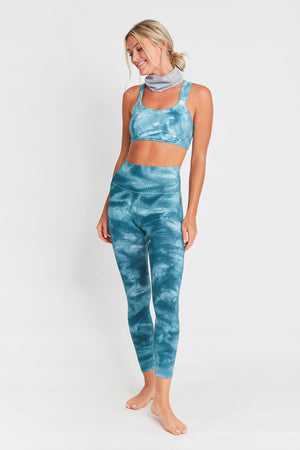 Free People Good Karma Tie Dye Leggings