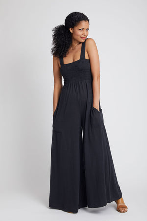 Free People Knit Homecoming Jumpsuit