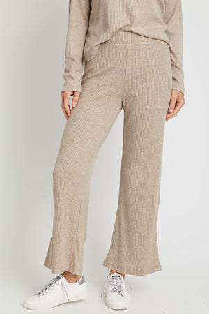 Load image into Gallery viewer, Z Supply Gerri Ribbed Wideleg Pants