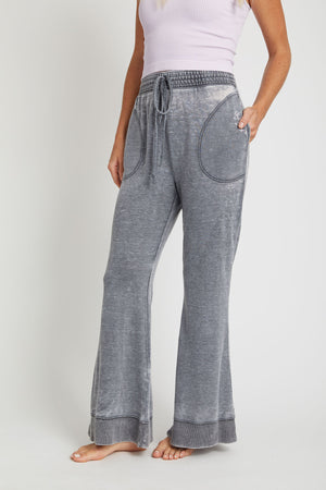 Load image into Gallery viewer, Free People Cozy Cool Lounge Pant