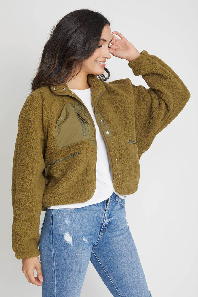 Free People Hit The Slopes Jacket